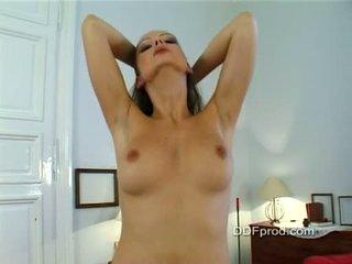 아기 sandra shine stripping 과 teasing 에 그녀의 방