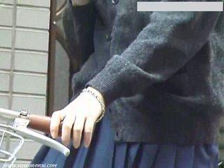 jap Voyeur Hidden Cam Hidden Camera out doors Public Upskirt Panties undies Fetish oriental Amateur