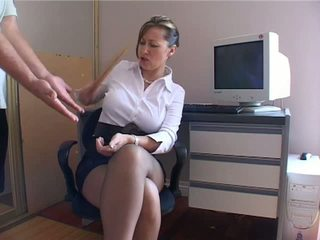 blow, blowjob, office