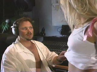 Producer fucks his young talent