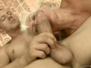 Lusty gjysh gets fucked bukuroshe i vështirë