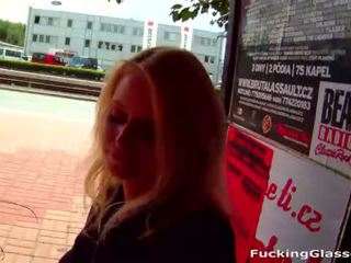 blowjob great, all outdoor all, quality blonde