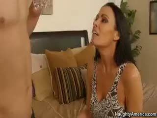 real brunette see, new blowjob, hq ass