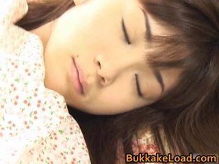 Asuka ohzora hawt asia model acquires bayan cream