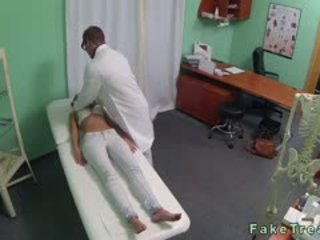 Beautiful Patient Fucked By Doctor In Fake Hospital