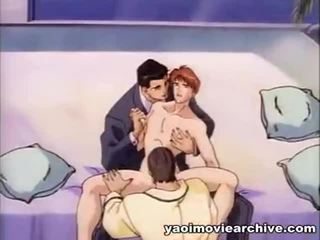 Porno movs a partir de hentai nichos
