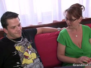 full reality clip, old posted, grandma sex