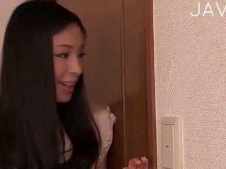 brunette karakter, se japanese, cumshot