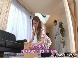 Emi harukaze aziatisch beauty is een geil part4