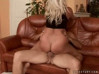 Kinky old sluts fuck their hot young lovers