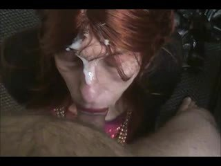 online crossdresser hottest, blowjob, rated facial quality