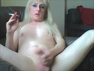 Hardcore fumar sexo fetiche