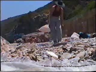 Spiaggia porno
