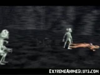 3d aliens on a perizada!