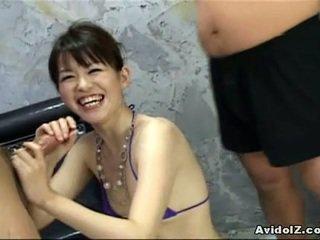 Ai himeno likes pecker เล่น และ ทีม self ละเมิด
