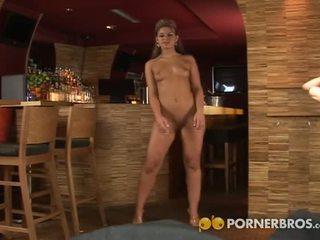 Porner premium: tsjechisch blondie pov pijpen & anaal