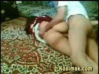 Gizli oda muslim bayan becerdin