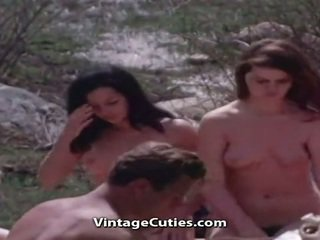 young, group sex, vintage, classic