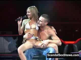 show, striptease, instructions
