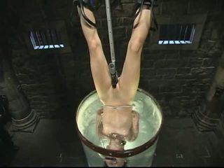 Skllavëri dhe ujë torturë