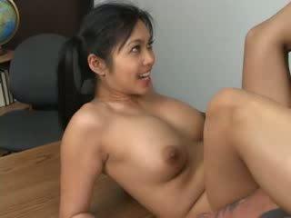 vše porno kvalita, pěkný velký, čerstvý prsa sledovat