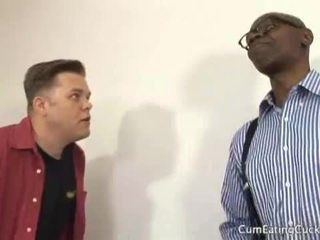 Sperma eating cuckolds poolt a mustanahaline mees