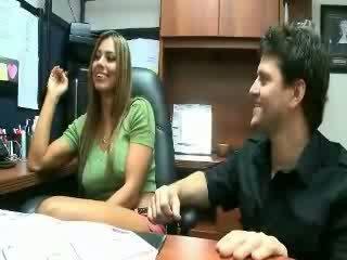 Latina gadis nakal esperanza gomez kacau dan facialized