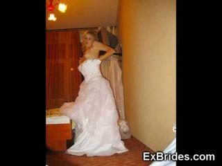 Real doll Amateur Brides!