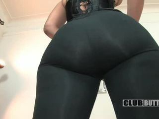 Phat Black Booty Exposed Naked Hot Erotic