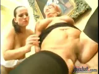 These Sluts Share A Cock