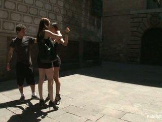 Franceska gets disgraced in public