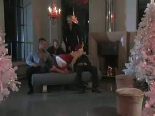 marry chritmas orgy sex party