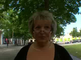 Carole francesa madura anal follada