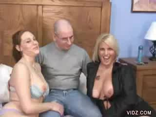 Alexis Anderson and Mariah share daddy's shaft