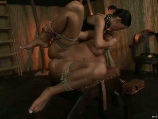 Señora mya diamond punishing caliente rubia
