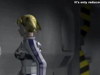 Blande av blande videoer av 3d hentai video