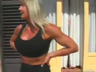 Francesca Petitjean Enjoys Anal Pounding Outside