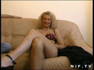 blonde, franceză, babes, anal