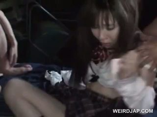 Kidnapped Asian Girl Sexually Abused In Group Sex