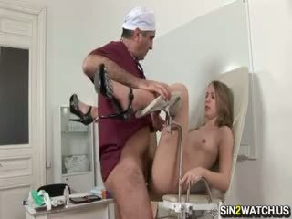 The Gynecologist Gets In There