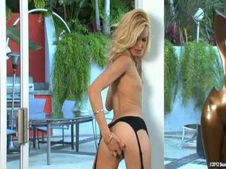 Strip Babe Franziska Facella
