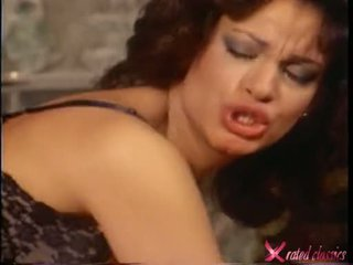 Hawt Bitch Vanessa Del Rio Receives Double Dicked On Her Steamy Hot Holes