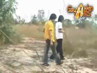 Thai Twinks Enjoy Anal Massage