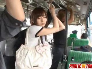 जापानी, हस्तमैथुन, सार्वजनिक
