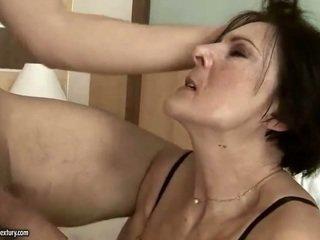 hardcore sex, oralinis seksas, žįsti, senas