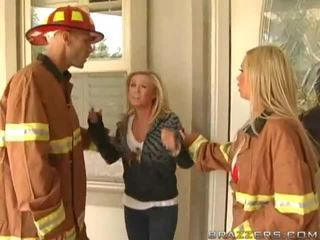 Hot firewoman nikki benz