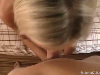 Amazing sex with college slut kirsten