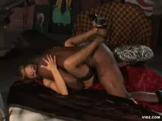 ebony shaft crammed in asian Kaylani Lei