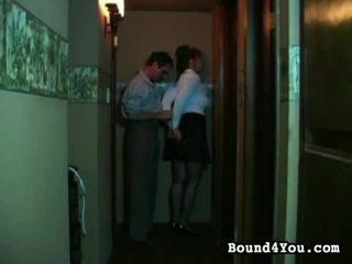 שעבוד, קשר-up, bondaged