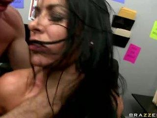 najhorúcejšie prsia vidieť, nový bruneta, sledovať vyhodiť práce